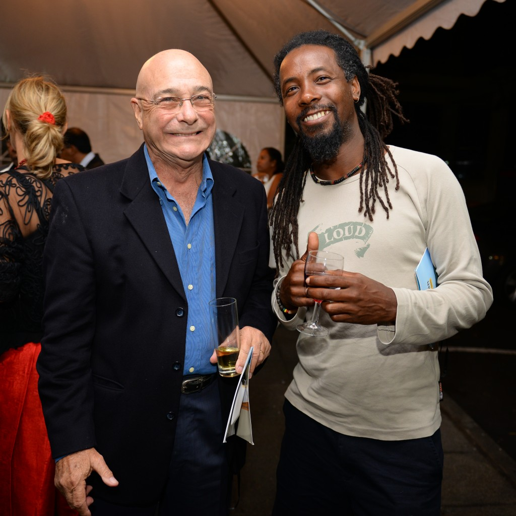 Mr. Gerard Tyack and Mr. Michael Jean Pierre